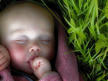 Sleeping baby 3, by Bradley Mason (to purchase, click on the photo)