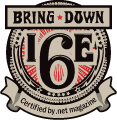 Bring Down IE6 logo