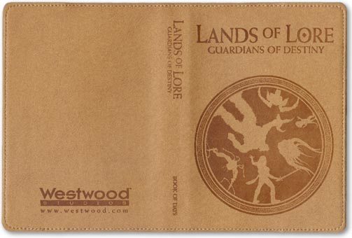 Lands of Lore Embossed Journal, Penina S. Finger and Victoria Hart