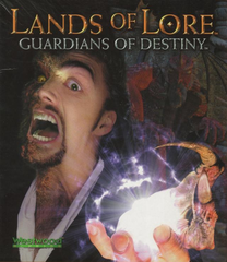 Lands of Lore Game Cover