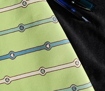 Fabric Design: Heartstripes: Mulling Japan