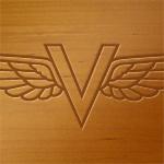 Logo design by Penina S. Finger for Velvet cafe