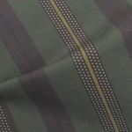Pointillist Stripes - Dark Woods