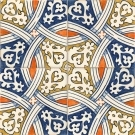 17th Century Dutch tile, by SOLAR Antique Tiles