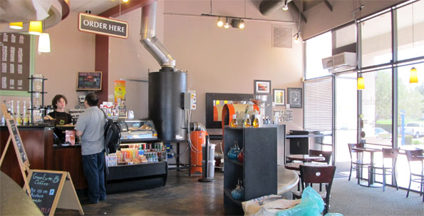 Green Earth Coffee Roasters, Lake Forest, California