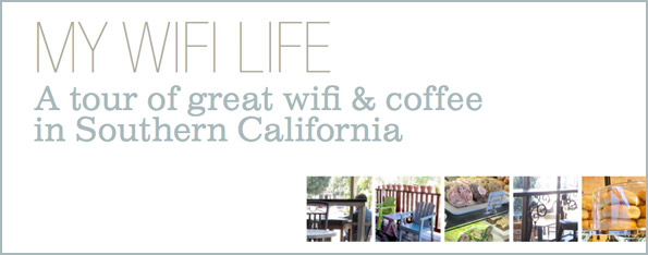 Southern California's best wifi spots: buy the book $4.99
