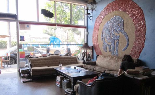Blu Elefant Cafe - Los Angeles