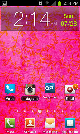 free mobile wallpapers in pink on my android