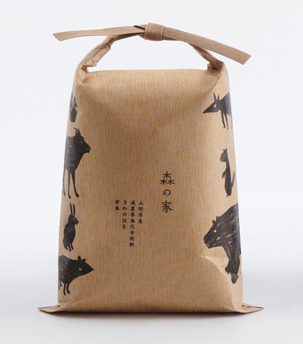 Food packaging by Japanese design studio, akaoni