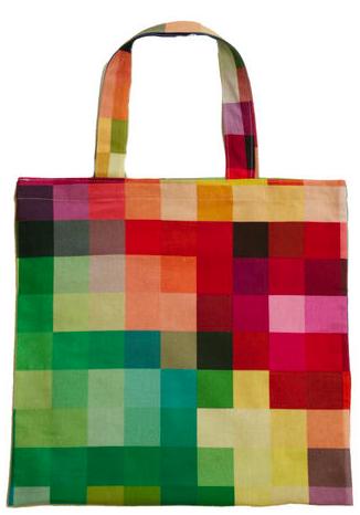 Color Chart Tote, by Cristian Zuzunaga