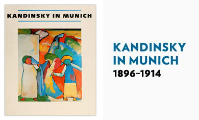 Kandinsky in Munich, available on the Guggenheim Museum website