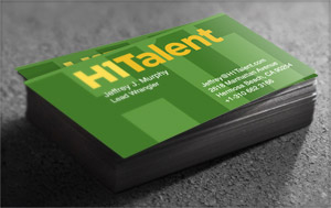 Logo Design Comp for H1Talent.com
