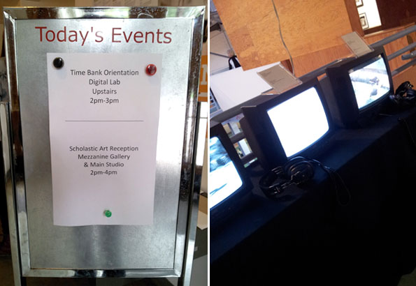 Scholastic Art and Writing Awards - Pasadena Armory - Tal Day
