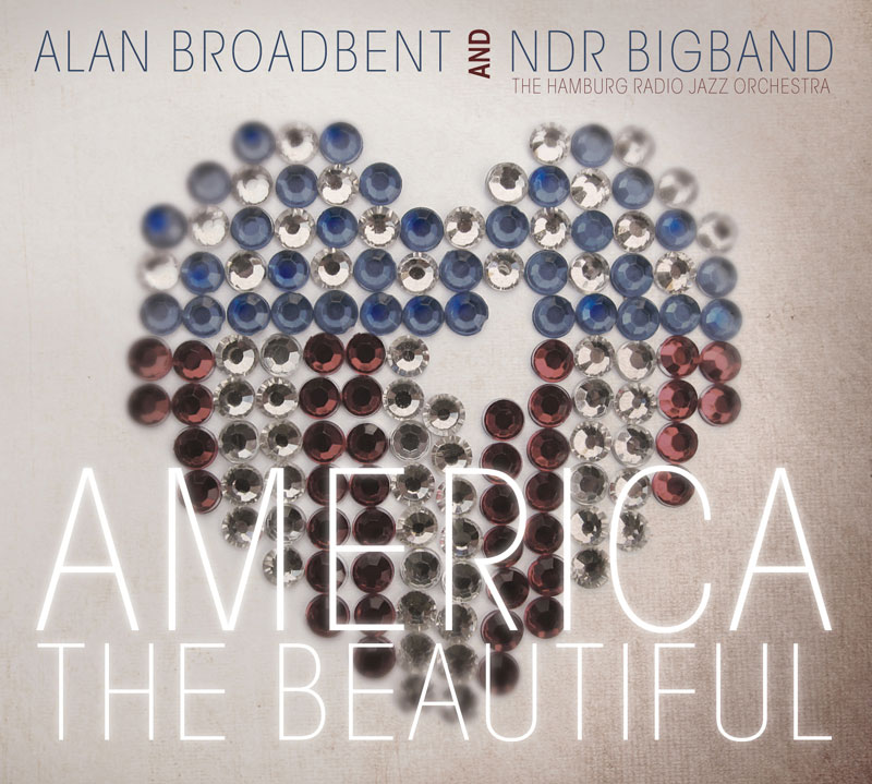 Alan Broadbent CD Cover Design - by Penina S. Finger, 2014