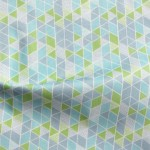 Gems: Haiku in a Prism custom fabric by Penina