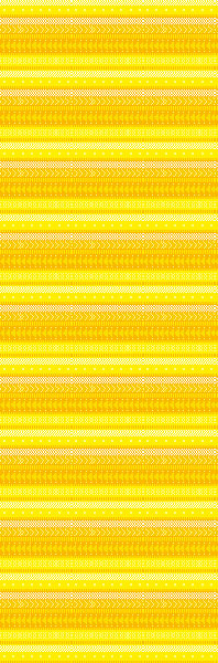Greathearted - vibrant yellow tribal geometrics for fabric and wallcoverings