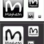 Share Icons for modelmayhem.com