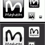 Share Icons for modelmayhem.com