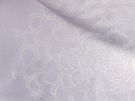 Lavender Chrysanthemum Fabric
