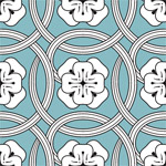 Floral Interlock Pattern (thumbnail)