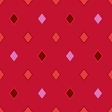 Get Teeny Tiny Argyle (reds and pinks) fabric, wall coverings and decals on Spoonflower