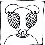 Portrait of the Artist as a Fly, by Penina