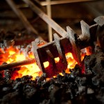 Branding Iron photo by Derek Gavey
